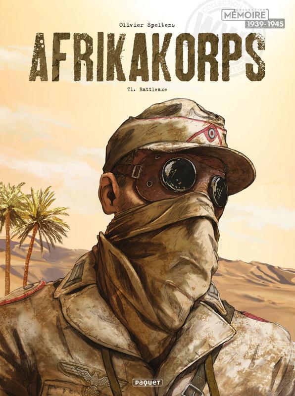 afrikakorps t1