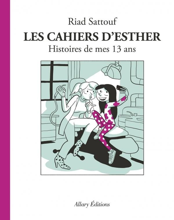 cahier esther t4