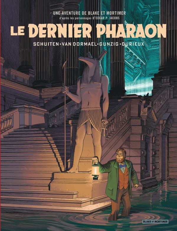 dernier pharaon