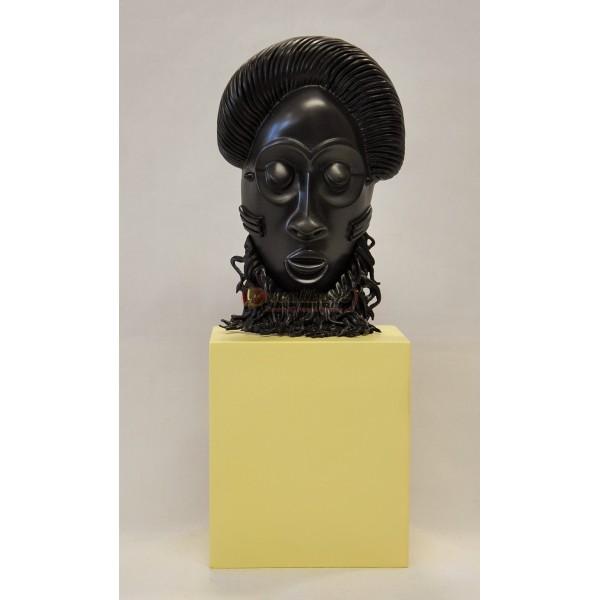 masque africain tintin